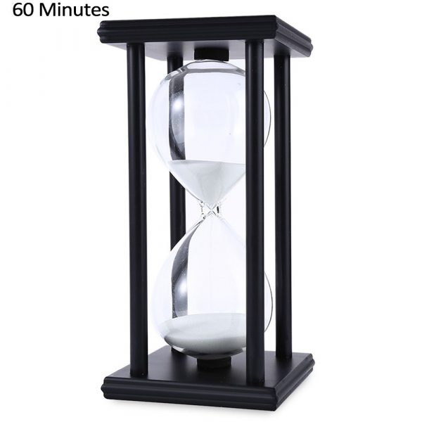 60 Minutes Sand Hourglass Sand Timer