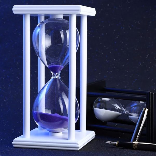 60 Minutes Sand Hourglass Sand Timer - 1