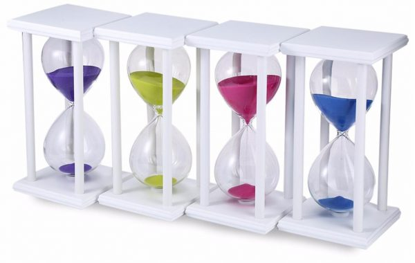 60 Minutes Sand Hourglass Sand Timer - Colours