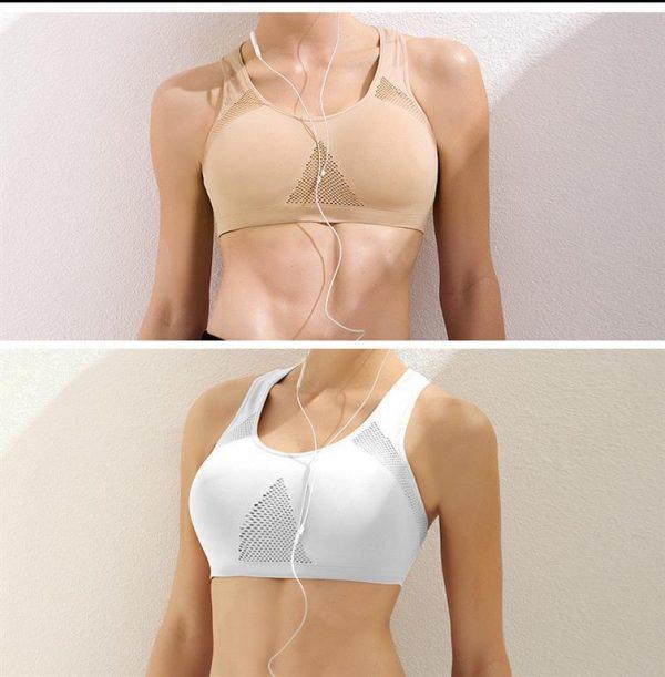 Women's Wirefree Padded Sports Bra - Sample 1