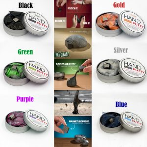 Magnetic Hand Putty For Kids