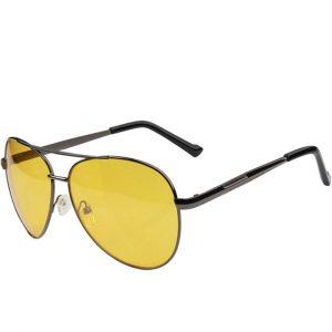 Mens Anti-Glare Night Vision Driving Glasses