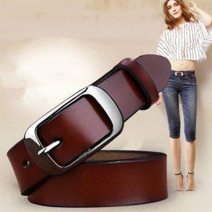 Women's Genuine Leather Fashion Belt