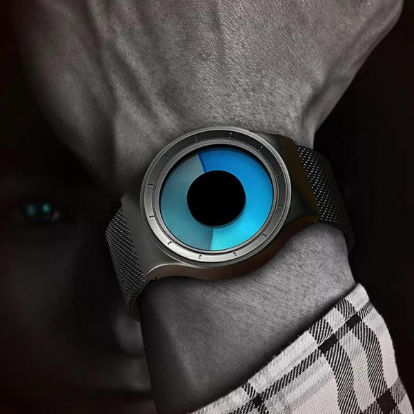 Unisex Digital Minimalist Watch