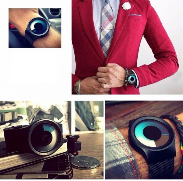 Unisex Digital Minimalist Watch - Sample 1