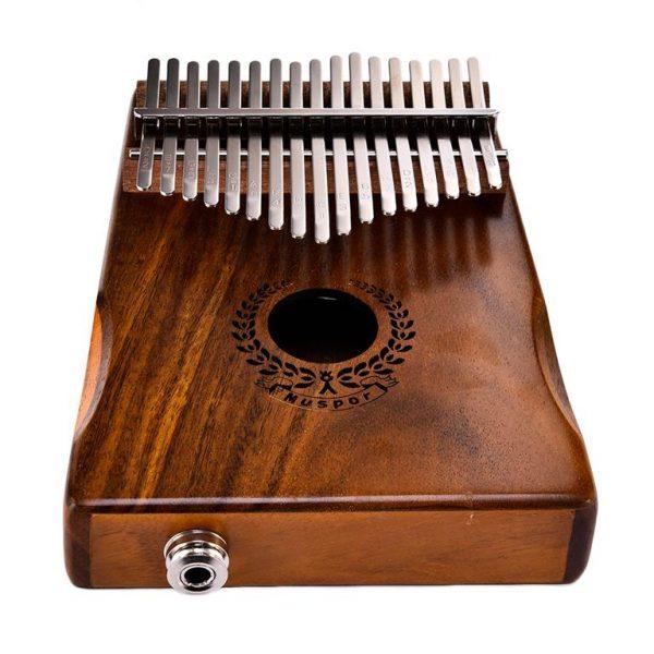 Kalimba - 17 Key Thumb Piano - Front