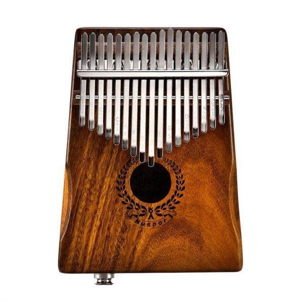 Kalimba - 17 Key Thumb Piano - Top