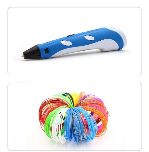 3D Printing Pen - 1.75mm - 3