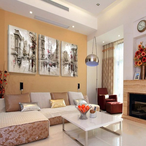 Home Decor Canvas Paintings - 2