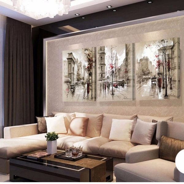 Home Decor Canvas Paintings - 3