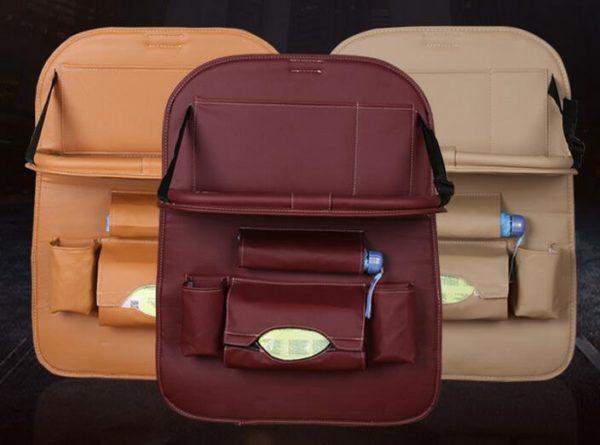 Multi-function Car Seat Organizer - Colours