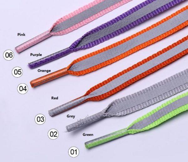 Luminous Glowing Shoelaces - Colours