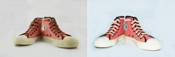 Luminous Glowing Shoelaces - pink