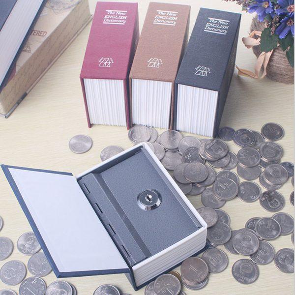 Mini Book Piggy Bank - 1