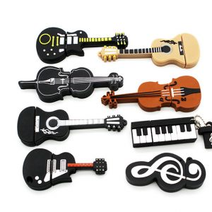 Musical Instrument USB Drive - All