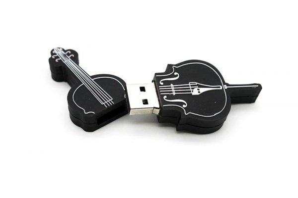 Musical Instrument USB Drive - Open Cello