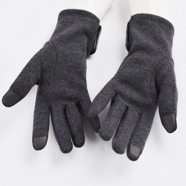 Women's Winter Gloves With Touch Screen Capability 1