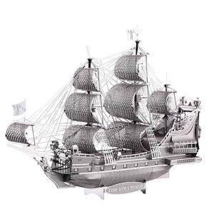 DIY Metal Model - The Queen Anne Revenge Flagship