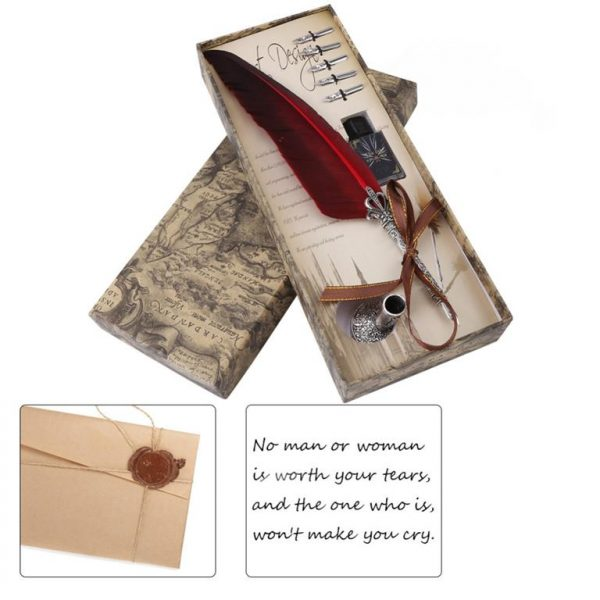 Quill Calligraphy Ink Pen Set - 3