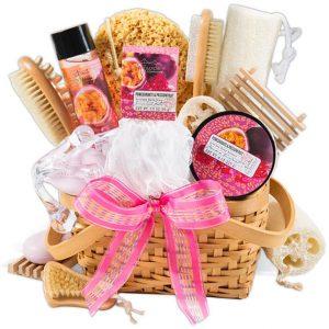 Premium Spa Gift Basket
