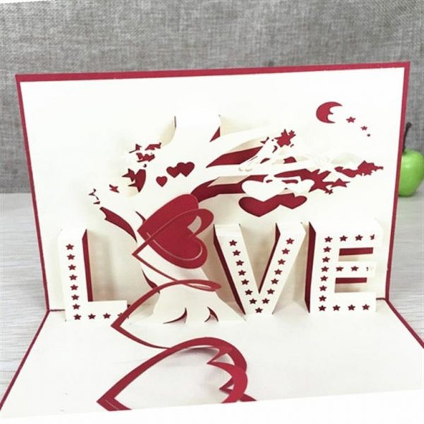 3D Pop Up Cards For All Occasions - GD0006