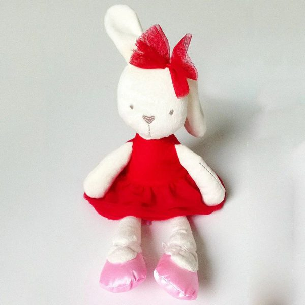 Easter Bunny For Children - Red