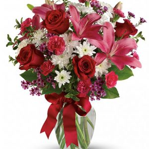 For My Sweetheart Flower Delivery