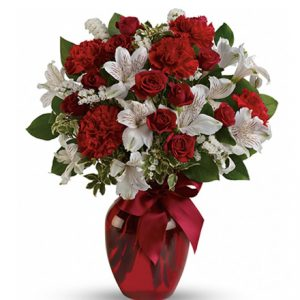 Light Of My Heart Flower Delivery