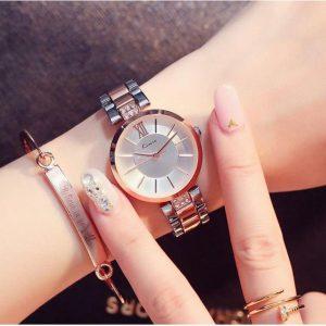 Women's Slim Fashion Wristwatch - 1