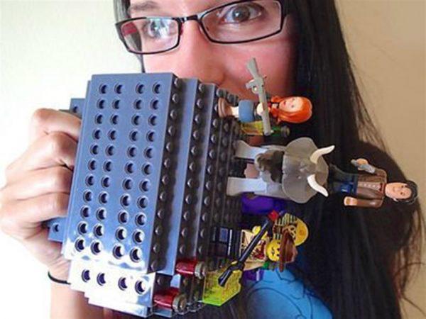 Creative Build On Brick Mug - Model