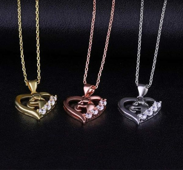 Cubic-Zirconia-Mom-and-Baby-Pendant-Colours