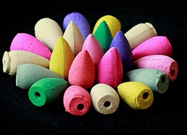 Natural-Fragrant-Incense-Cones