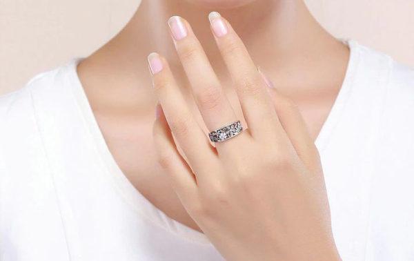 Sterling-Silver-Daisy-Finger-Ring-3