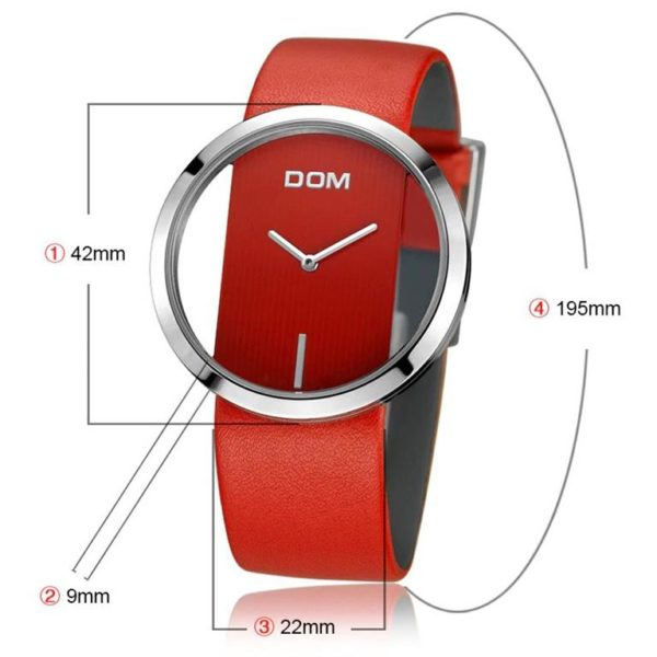 Unique Minimalistic Fashion Watch For Women - Specifications