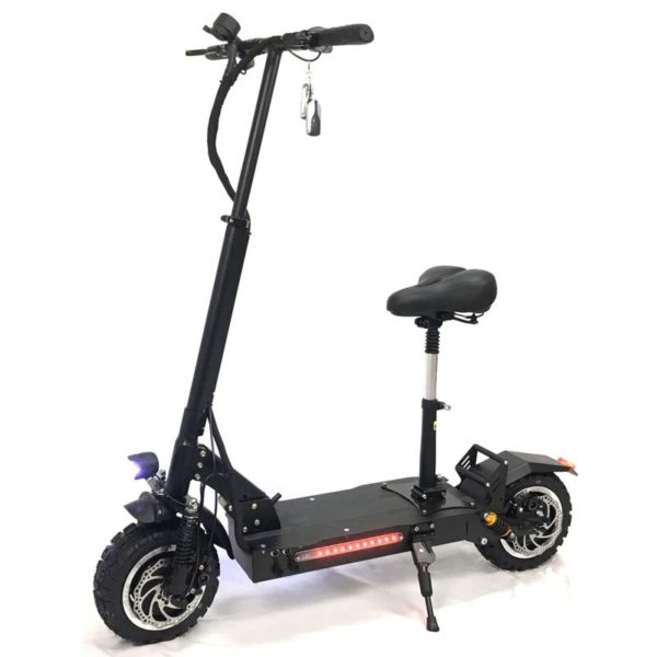 All Terrain Foldable Electric Scooter - 1