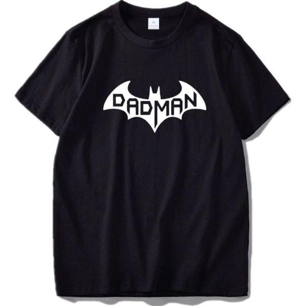 Best Dad T-Shirts-Dadman