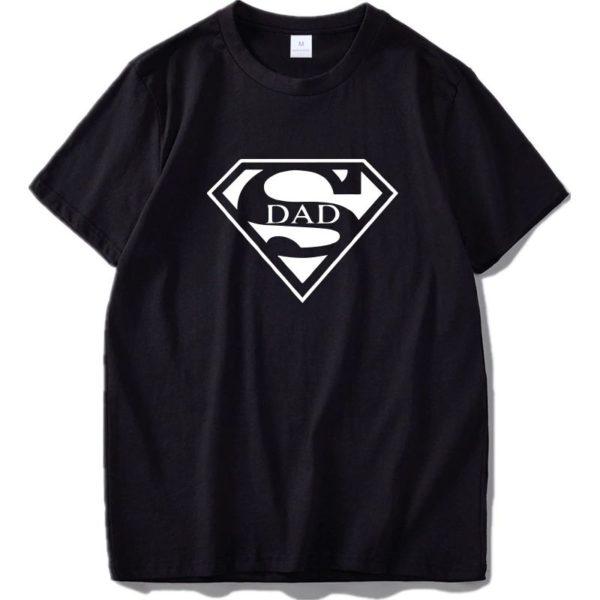 Best Dad T-Shirts-SuperDad