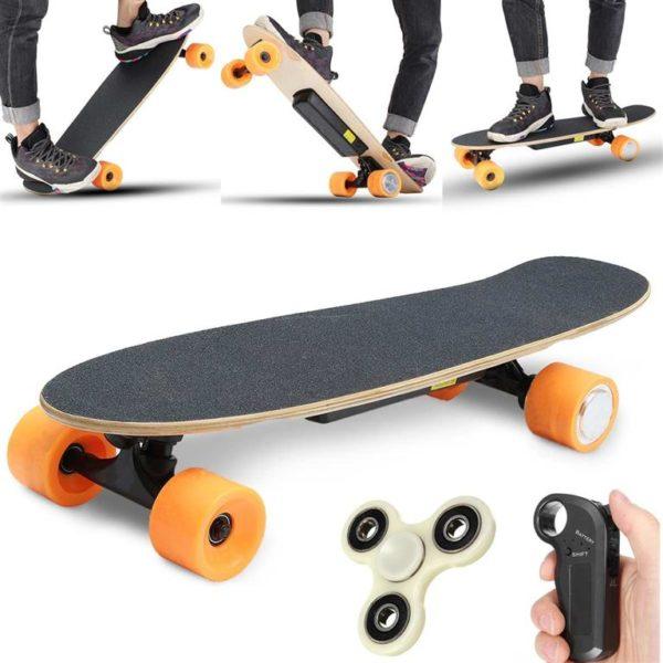 Long Electric Skateboard - 1
