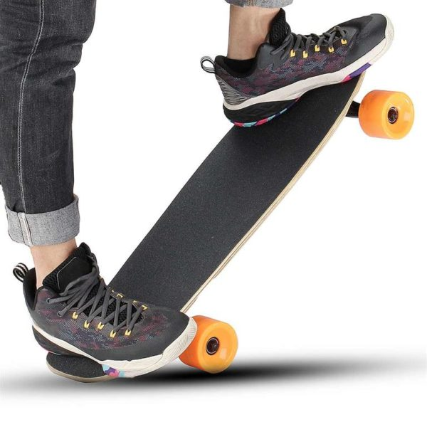 Long Electric Skateboard - 3