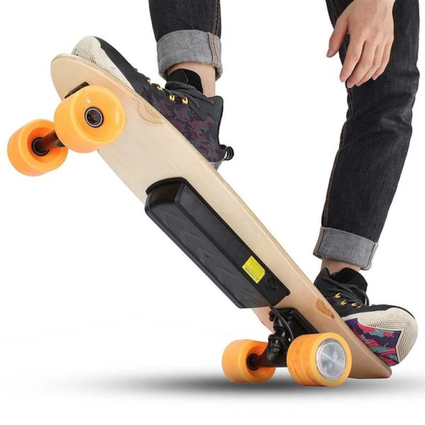 Maple Electric Skateboard 1