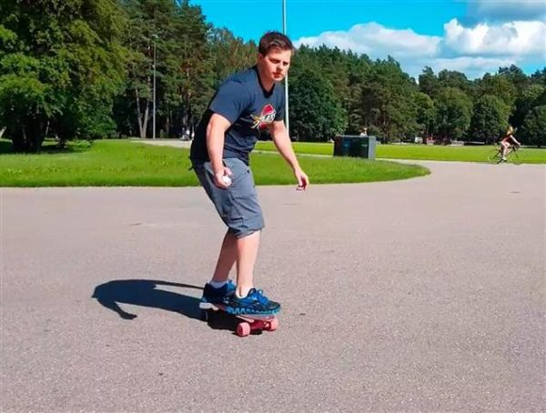 Maxfind Electric Skateboard - 1
