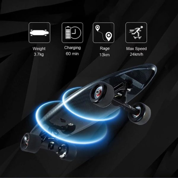 Maxfind Electric Skateboard - Features