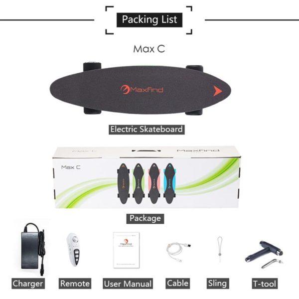 Maxfind Electric Skateboard - Kit