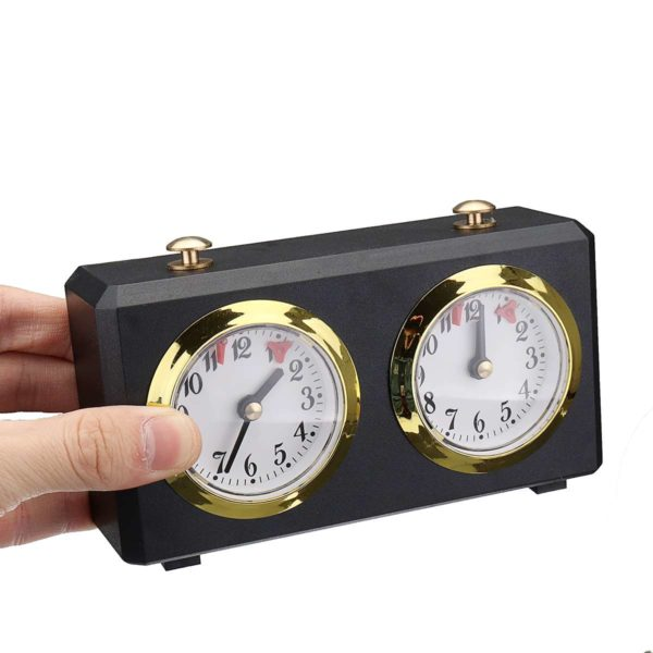 Professional Analog Chess Clock - 2