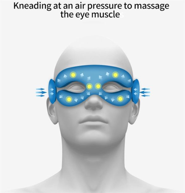 Electric Eye Temple Massager 5