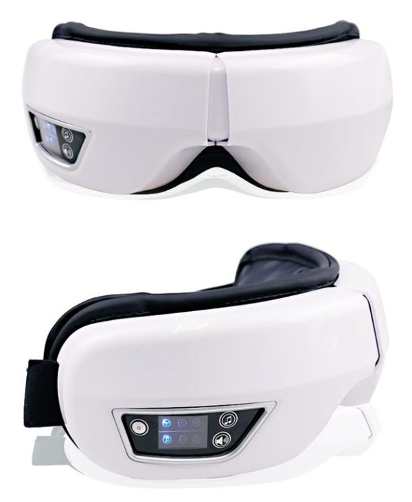 Electric Eye Temple Massager