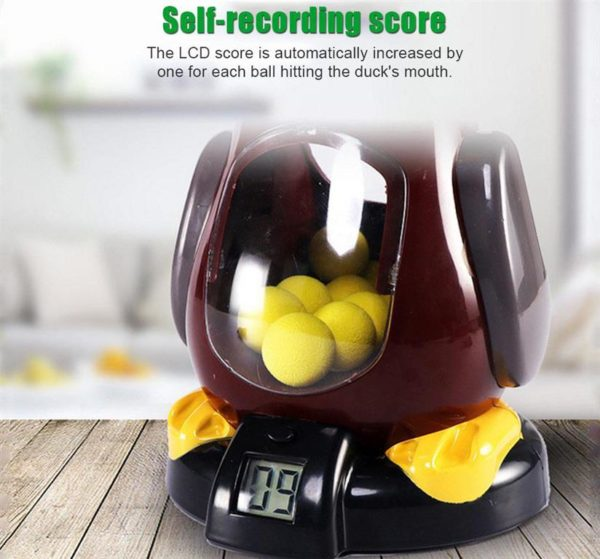 Feed the Duck - Shooting Game For Children - lcd