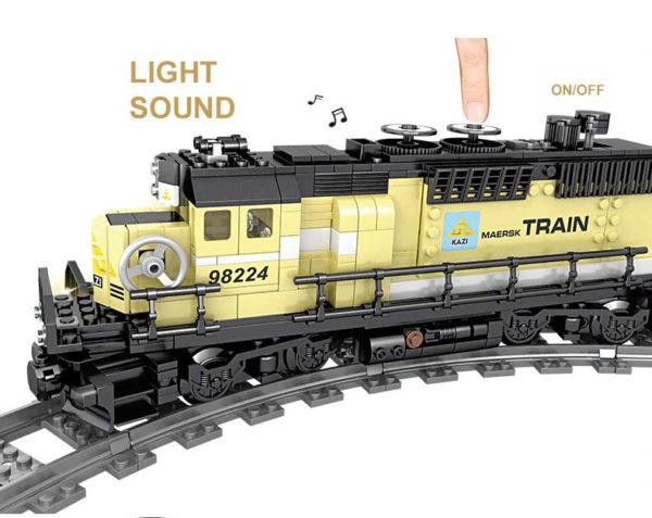 Building Blocks Electric Train - 98224-1
