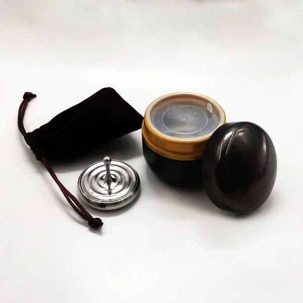 Water Drop Gyro - Kinetic Desktop Toy- 5