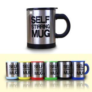 Self Stirring Mug-0